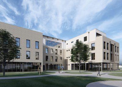 Campus LWL Hofansicht 03