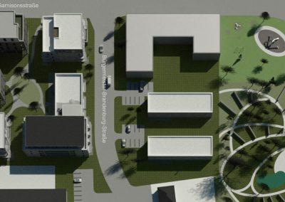 Campus Bauabschnitt II