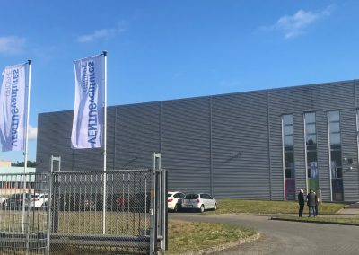 Netzhalle Neustadt-Glewe