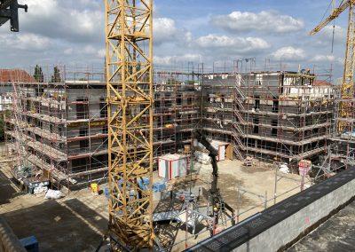 Ansicht Gebäude Landratsamt (06.09.2021)